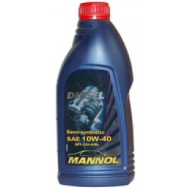 м.м 10w40 Mannol Gasoil Extra 1л