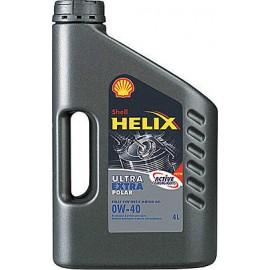 м.м 0w40 SHELL HELIX Ultra Polar Extra 1л