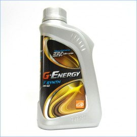 м.м 5W40 G-Energy F Synth  1л.