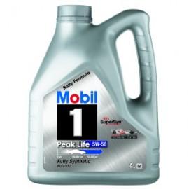 м.м 5W50 MOBIL 1 Rally Formula SL/CF 4л