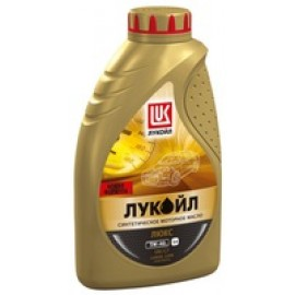 м.м 5W40 Лукойл-Люкс 1л. п/с