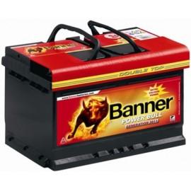 АКБ BANNER POWER BULL  70  (п.п.)