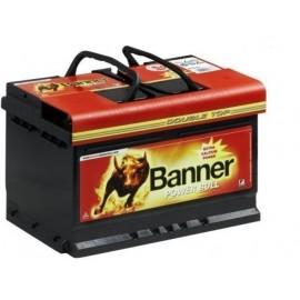 АКБ BANNER POWER BULL  80 (о.п.)