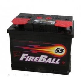 АКБ FIRE BALL  6СТ 55 п.п.