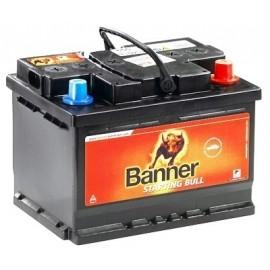АКБ BANNER STARTIND BULL  55  (п.п.)