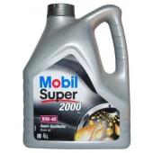 м.м 10W40 MOBIL Super 2000 4л.