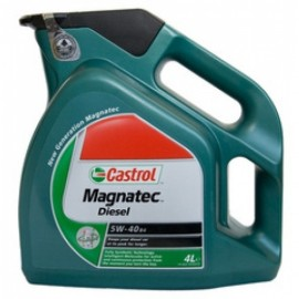 м.м 5W40 CASTROL Magnatec Diesel  B4 1л