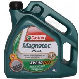 м.м 5W40 CASTROL Magnatec Diesel  B4 4л