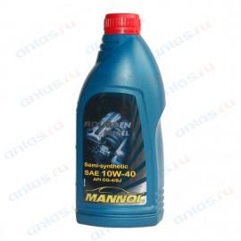 м.м 10W40 MANNOL Molib Benzin 1л.