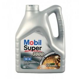 м.м 5W30 MOBIL Super 3000 4л.