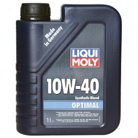 м.м 10W40  LM Optimal 1л